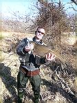 John Melchior caught this giant trout on opening day in Parkton Maryland off of Cameron Mill Rd. (Little Falls). John went to Sets in Towson to get the fish verified and received his MD Fishing Challe